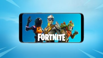 Fortnite Mobile on Android