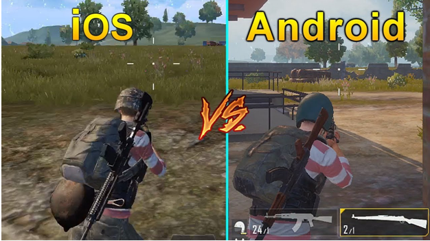PUBG iOS Android