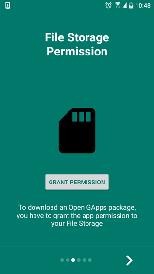 What is a GApps file