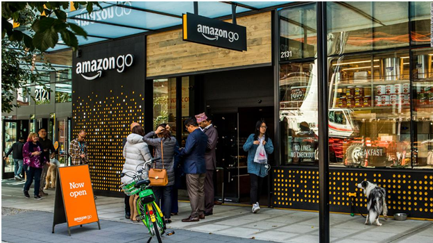 Amazon Cashierless Store