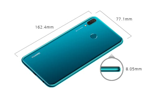 huawei y9 2019 specification